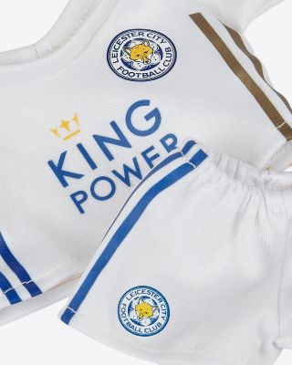 Leicester City Filbert White Away Kit