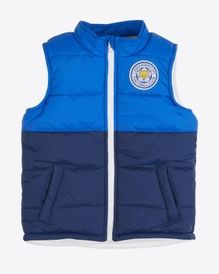 Leicester City Baby/Toddler Gilet