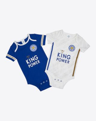 Leicester City Home/Away 2 Pack Vest 20/21
