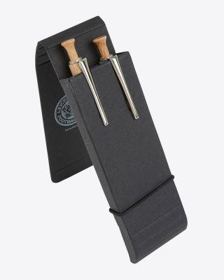 Leicester City Bamboo Pen & Pencil Set