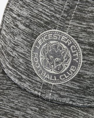 Leicester City Fleck Grey Cap