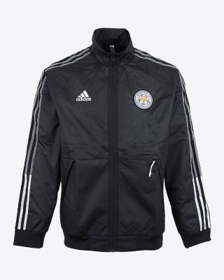 2020/21 Black Walkout Jacket - Kids