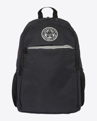 Leicester City Black Backpack