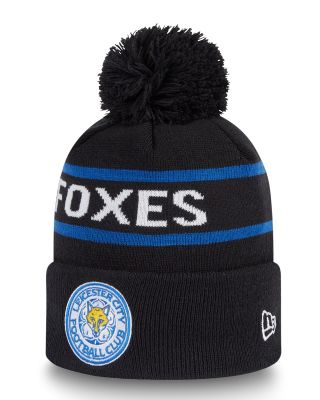 New Era - Navy Foxes Cuff Bobble Hat