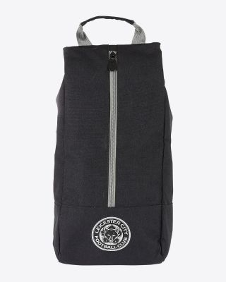 Leicester City Black Boot Bag