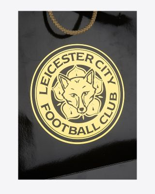 Leicester City Foil Gift Bag