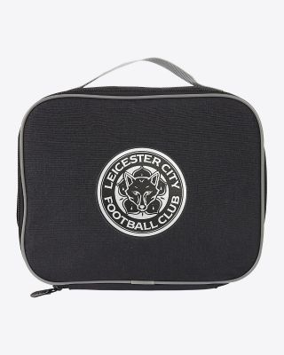 Leicester City Black Lunch Bag