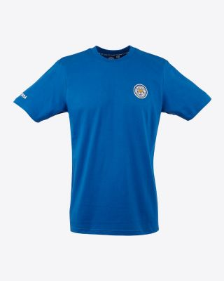 Leicester City Mens Royal Capsule T-Shirt