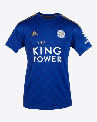 2019/20 adidas Leicester City Home Shirt