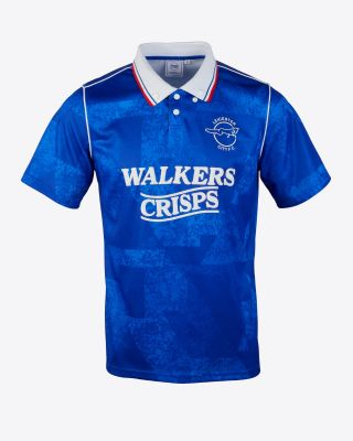 Leicester City Retro Shirt 1990/92 Home