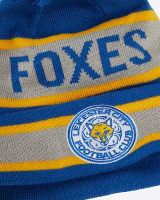 New Era - Royal Foxes Cuff Bobble Hat