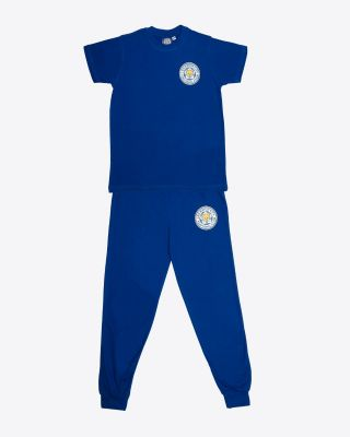 Leicester City Boys Essential Pyjamas