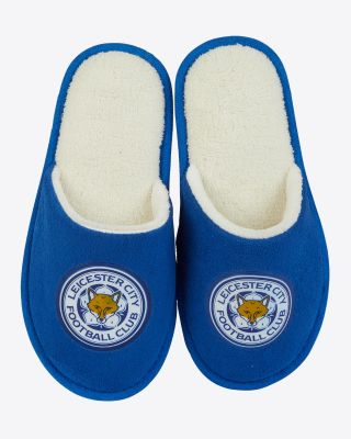 Leicester City Kids Slippers