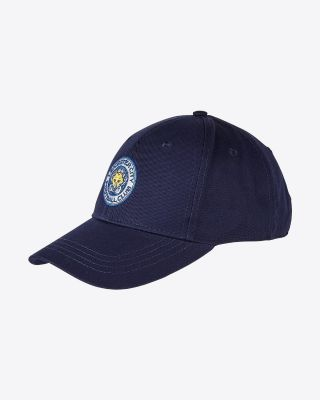 Leicester City Kids Navy Essential Cap