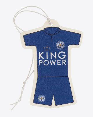Leicester City Kit Car Air Freshener
