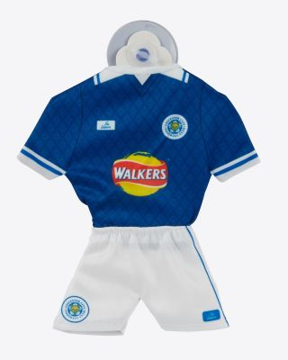 Leicester City Retro Car Kit