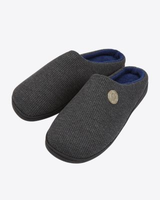 Leicester City Mens Memory Foam Slippers
