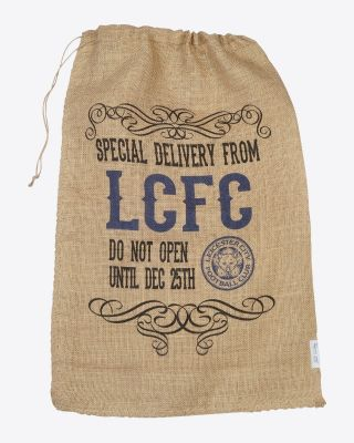 Leicester City Christmas Sack