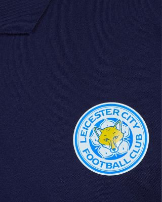Leicester City Classic Polo Navy