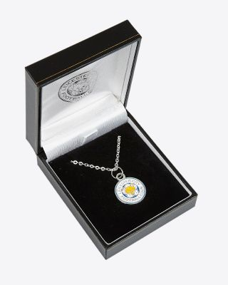Leicester City Crest Pendant & Chain