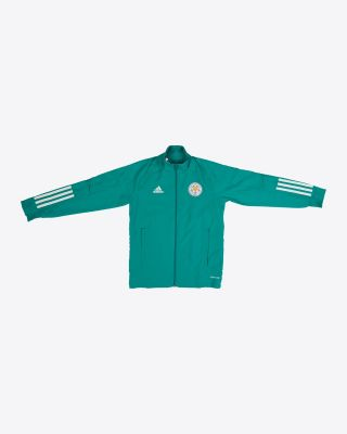 2020/21 Green Training Jacket - Kids