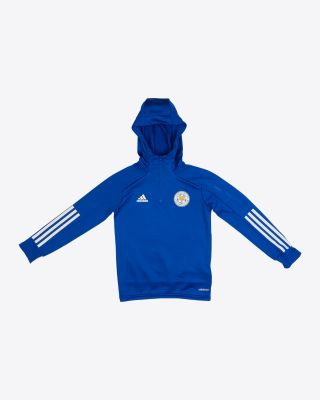 2020/21 Blue Training Hoody - Kids