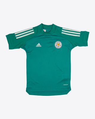 2020/21 Green Training T-Shirt - Kids