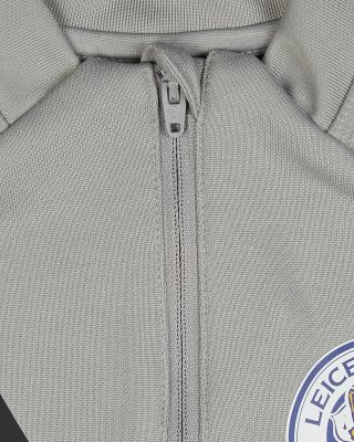 2020/21 Grey 1/4 Zip Training Top