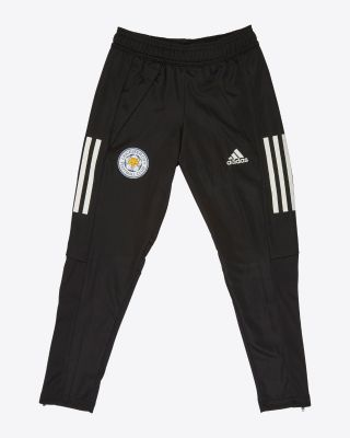 2020/21 Black Track Pants - Kids