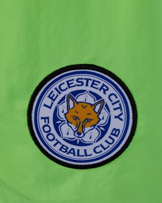 Leicester City Goalkeeper Shorts Green 2020/21