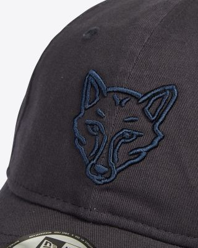 New Era - Navy Fox Head Cap