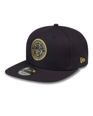 New Era - Navy Gold Crest Cap