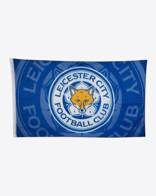 Leicester City Crest Flag 2021/22