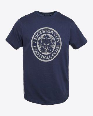 Leicester City Mens Fleckney T-Shirt