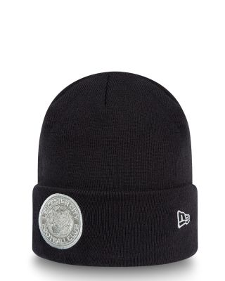 New Era - Navy Crest Cuff Knit Hat