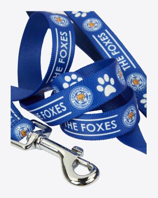 Leicester City Dog Lead