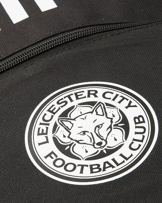 adidas Leicester City Backpack Black