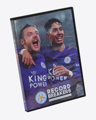 Southampton V Leicester City DVD