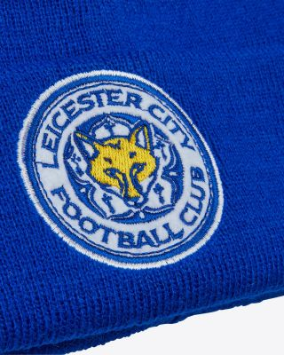 Leicester City Blue Bronx Beanie Hat