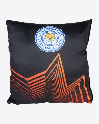 Leicester City UEL Cushion 2021/22