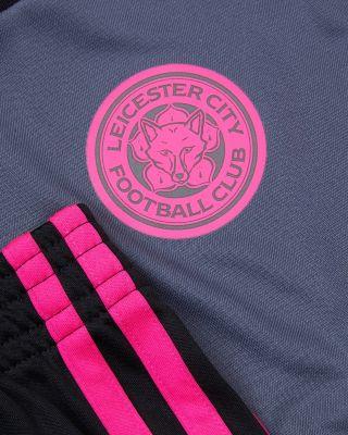 Leicester City Third Shirt 2021/22  - Mini Kit