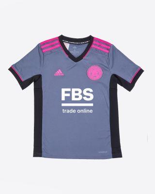 Leicester City Third Shirt 2021/22  - Kids