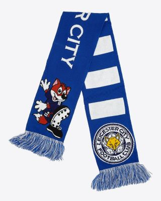 Leicester City Kids Filbert Fox Scarf