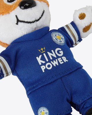 Leicester City Filbert Keyring