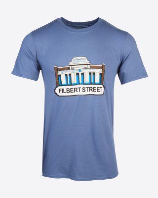 Leicester City Filbert Street Turnstile T-Shirt