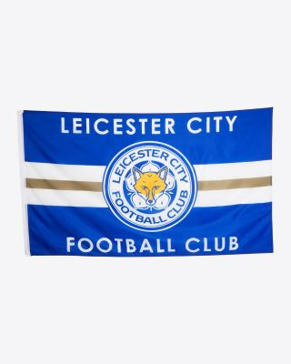 Leicester City 5ft x3ft Flag