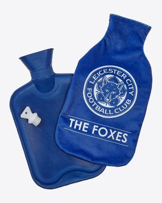 Leicester City Fleece Hot Water Bottle