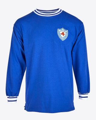 Leicester City Retro Shirt 1963 Home