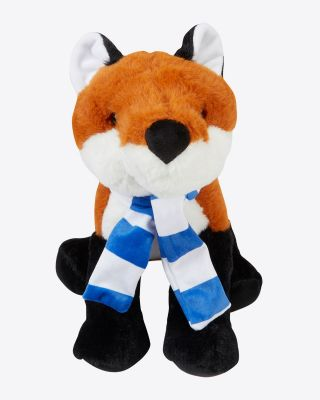 Leicester City Plush Fox With Scarf