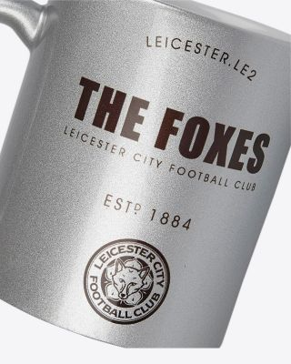 Leicester City Silver Foxes Mug